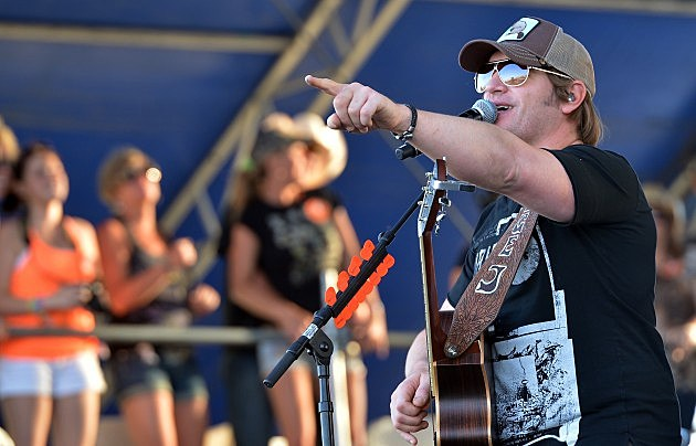 Jerrod Niemann coming to the Lincoln County Fair