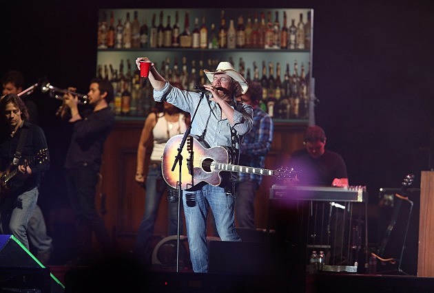 Is Toby's song Red Solo Cup the worst country hit ever?