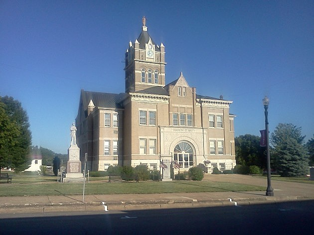 Marion County Courthouse - Palmyra, Missouri