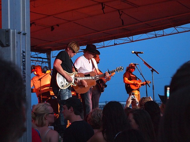 Tracy Lawrence at the Adams County Fairgrounds on June 22, 2013