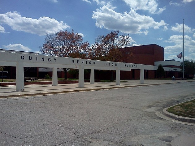 Quincy Senior High School - Quincy Illinois