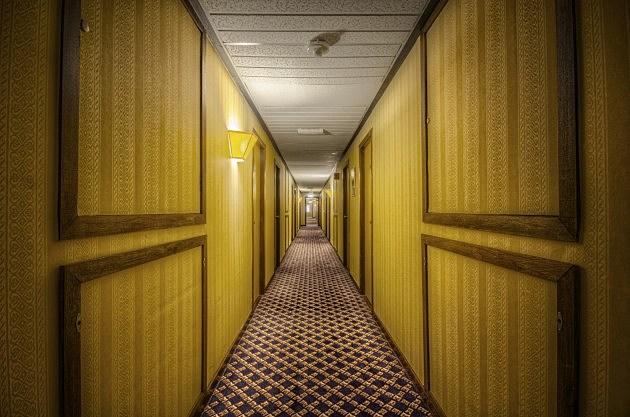 Spooky Hotel by janebug on DeviantArt
