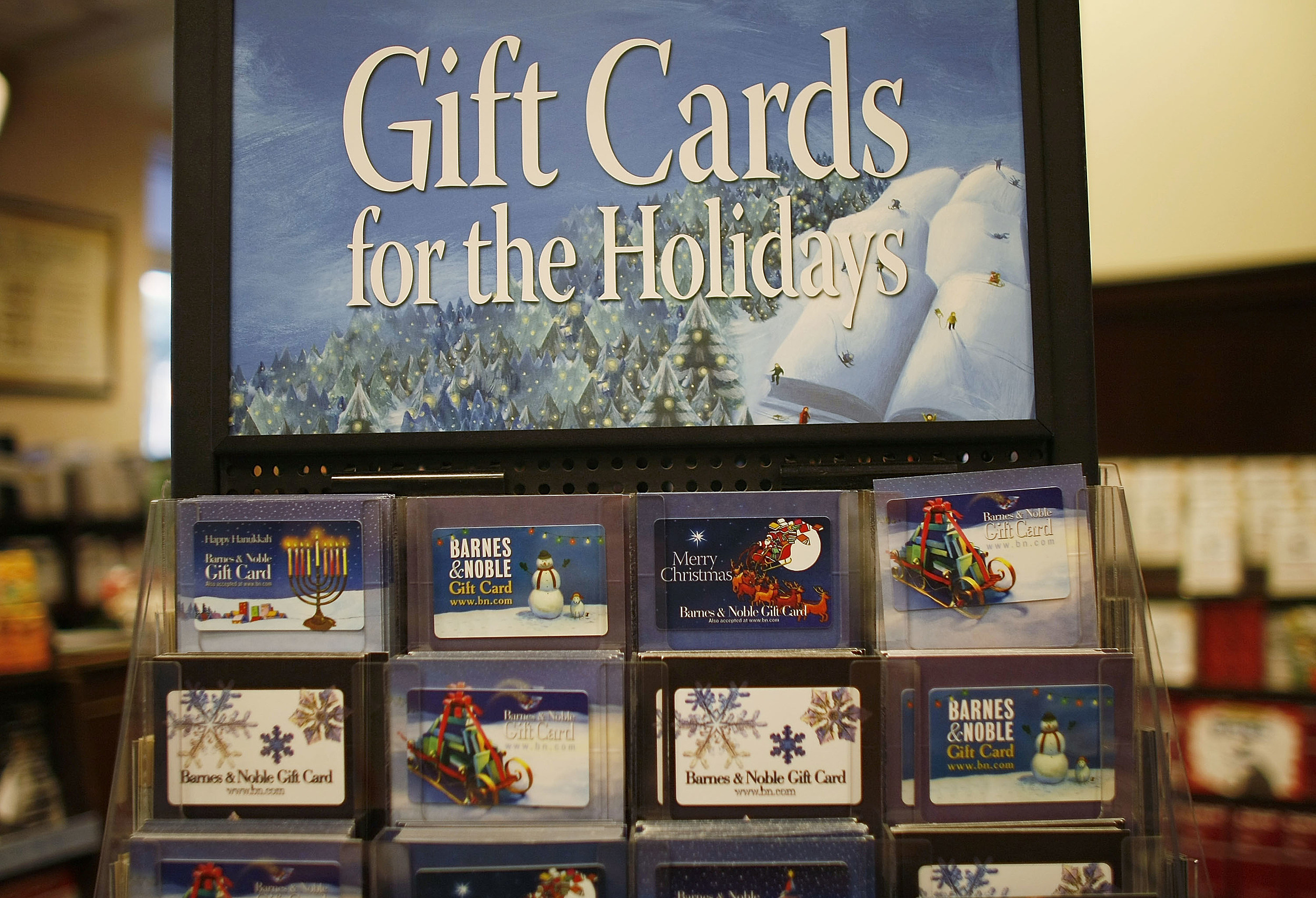 is it ok to give a gift card as a christmas gift