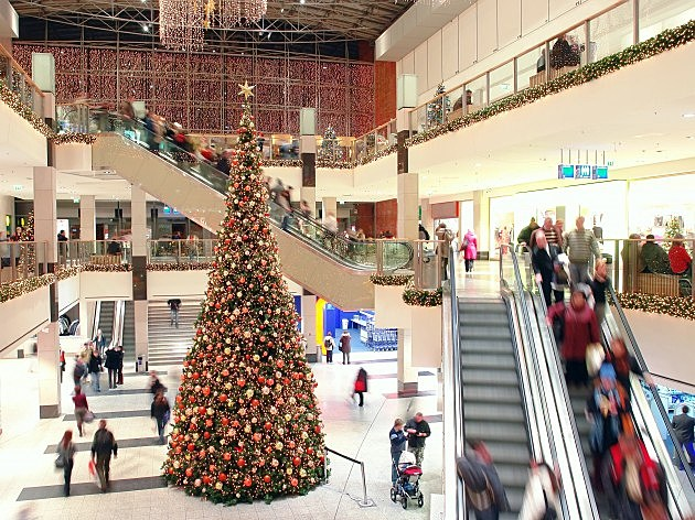 How early do you start Christmas shopping?