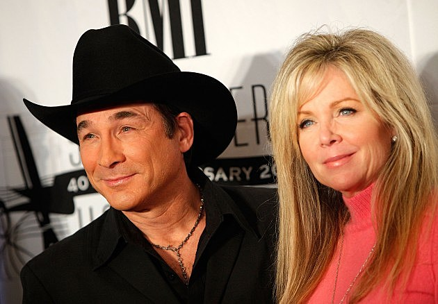 Famous country couples for Clint black married to lisa hartman