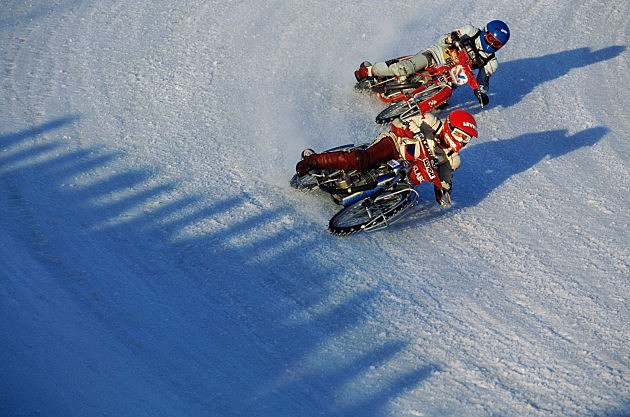 Motorcyles On Ice Xtreme Ice Racing Coming To St Charles