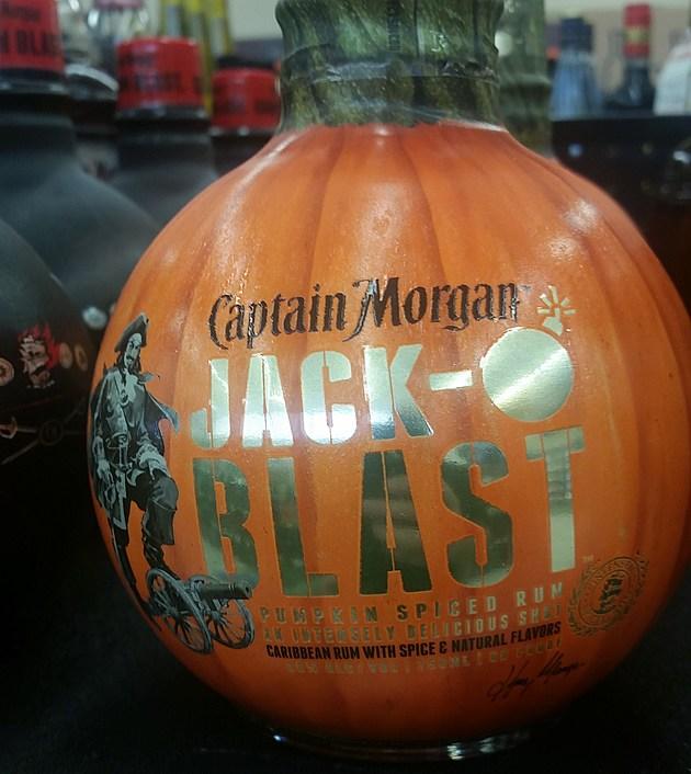 Captain Morgan Jack O Blast