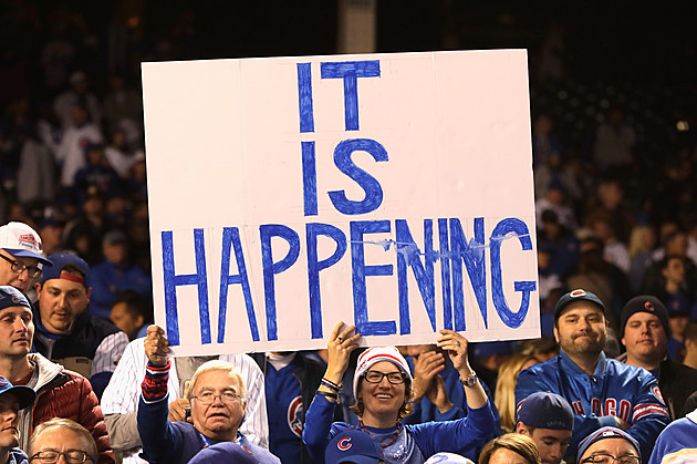 NLCS - Los Angeles Dodgers v Chicago Cubs - Game Six