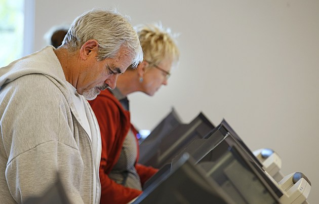Early Voting Begins In Utah
