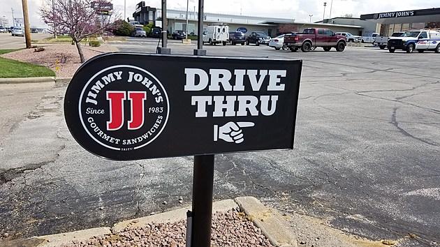 Jimmy Johns Drive Thru