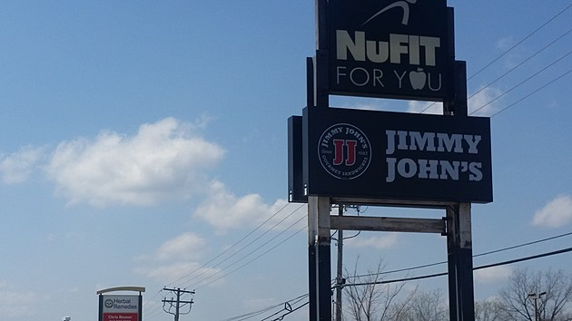 Jimmy Johns Sign