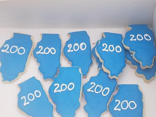 200 Cookies Illinois